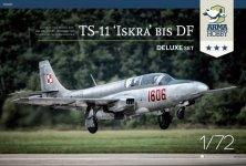 Arma Hobby 70001 TS-11 Iskra bis DF - deluxe set 1/72
