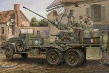 Hobby Boss 82459 GMC Bofors 40mm Gun (1:35)