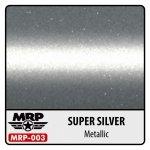 MR. Paint MRP-003 Super Silver Metalic 30ml