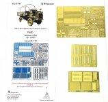 Microdesign MD 035385 FWD type B ICM 1/35