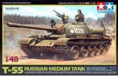 Tamiya 32598 T-55 1/48