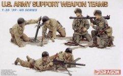 Dragon 6198 US Army Support Teams (1:35)
