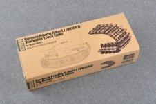Trumpeter 02059 German Pzkpfw.II Ausf.J (VK1601) Workable Track (1:35)