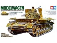 Tamiya 35237 German Self Propelled AA Gun Mobelwagen (1:35)