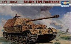 Trumpeter 07205 SdKfz.184 Ferdinand (1:72)