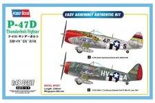 Hobby Boss 85804 P-47D Thunderbolt (1:48)