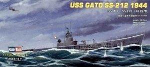 Hobby Boss 87013 USS Gato SS-212 1944 1/700