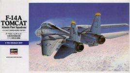 Hasegawa E14 F-14A Tomcat Atlantic FS (1:72)