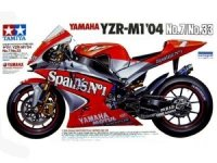 Tamiya 14100 Yamaha YZR-M1 2004 (1:12)