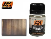AK Interactive AK 012 Streaking Grime 35ml