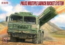 Modelcollect UA72110 PHL03 Multiple Launch Rocket System 1/72