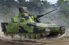 Hobby Boss 84507 Lvkv 9040 Anti-Air Vehicle 1/35