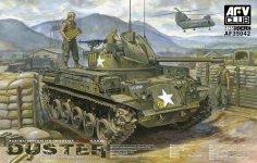 AFV Club 35042 M42A1 Duster (Late Type) Vietnam War (1:35)