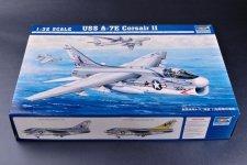 Trumpeter 02231 USS A-7E Corsair II (1:32)