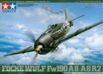Tamiya 61095 Focke-Wulf Fw190 A-8/R2 (1:48)