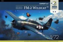 Arma Hobby 70031 FM-2 Wildcat™ Expert Set 1/72