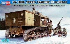 Hobby Boss 82407 M4 High Speed Tractor (1:35)