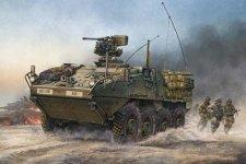 Trumpeter 00375 Stryker Light Armored Vehicle ICV (1:35)