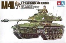 Tamiya 35055 U.S. M41 Walker Bulldog (1:35)
