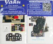 Yahu YMA2417 P-47 Late 1/24