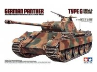 Tamiya 35170 German Panther Type G Early Version (1:35)