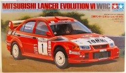 Tamiya 24220 Mistubishi Lancer Evolution VI WRC (1:24)