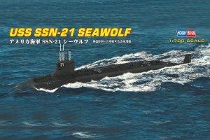 Hobby Boss 87003 USS Seawolf 1/700