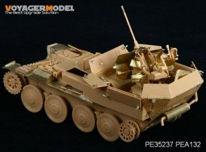Voyager Model PEA132 WWII German Sd.Kfz.140 Flakpanzer 38(t) Gepard Fenders (For TRISTAR 35035) 1/35
