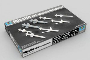 Trumpeter 03306 US Aircraft Weapons: Missiles 1/32
