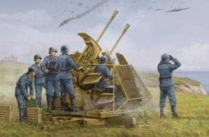 Trumpeter 02347 German 37mm Flak 43 Zwilling (1:35)