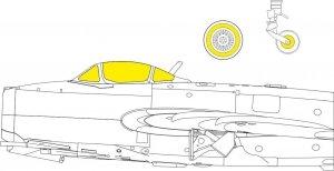 Eduard EX763 MiG-15 TFace for Hobby 2000/Bronco 1/48