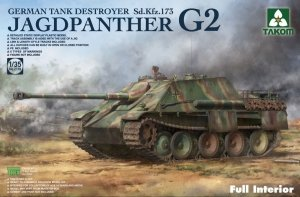 Takom 2118 Sd.Kfz. 173 Pz.Jg. Jagdpanther (1:35)