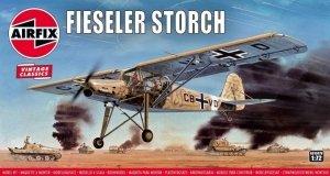 Airfix 01047V Fieseler Storch 1/72
