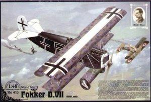 Roden 418 Fokker D.VII (O.A.W.mid)