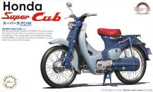 Fujimi 141855 Honda Super Cub C100 1/12
