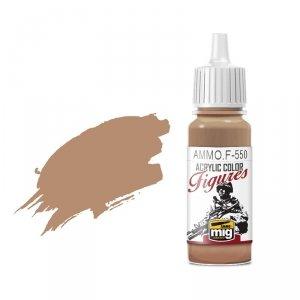 AMMO of Mig Jimenez F550 Warm Skin Tone 17ml
