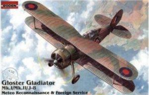 Roden 438 Gloster Gladiator Mk.I/Mk.II/J.8