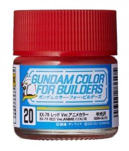 Gunze Sangyo UG-20 RX-78 Mr Color Red