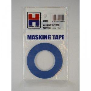 Hobby 2000 80013 Masking Tape For Curves 2mm x 18m