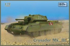 IBG 72068 Crusader Mk. III 1/72