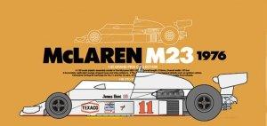 Tamiya 20062 McLaren M23 1976 (1:20)