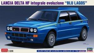 Hasegawa 20481 Lancia Delta HF Integrale Evoluzione `Blue Lagos` 1/24