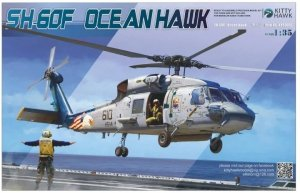 Kitty Hawk 50007 SH-60F Ocean Hawk 1/35