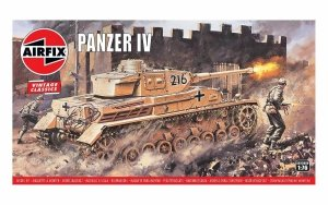 Airfix 02308V Panzer IV F1/F2 1/76