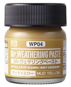 Gunze Sangyo WP04 Weathering Paste Mud Yellow (40ml)