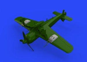 Eduard 672196 Fw 190A-5/ U12 gun pods EDUARD 1/72