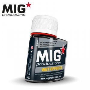 Mig Productions P409 Wet Effects 75ml