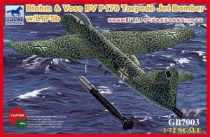 Bronco GB7003 BV P178 Torpedo Jet Bomber w/LTF5b