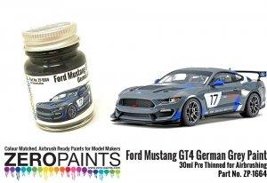 Zero Paints 1664 Ford Mustang GT4 German Grey 30 ml