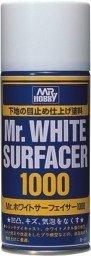 Mr. White Surfacer 1000 - podkład w sprayu (B-511)